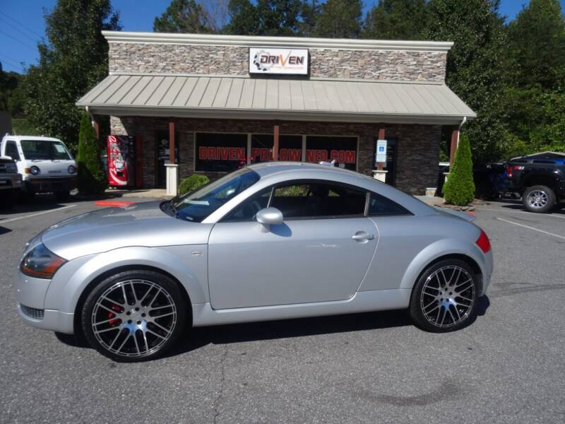 2005 Audi TT for sale at Driven Pre-Owned in Lenoir NC