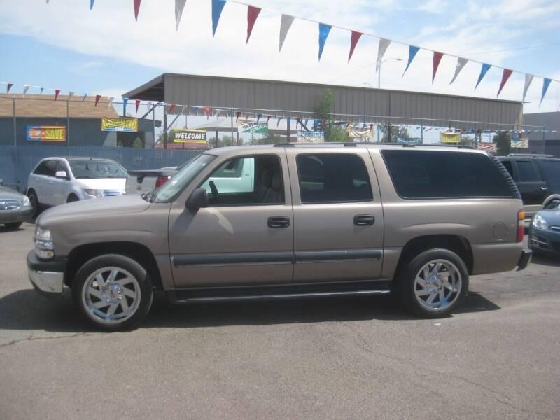 2003 Chevrolet Suburban for sale at Town and Country Motors - 1702 East Van Buren Street in Phoenix AZ