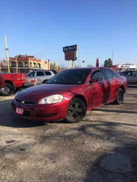 2009 Chevrolet Impala for sale at Big Bills in Milwaukee WI