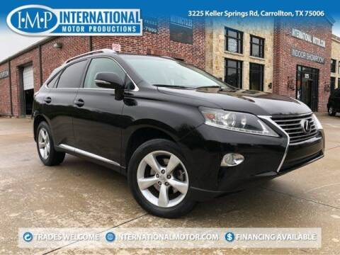 2014 Lexus RX 350 for sale at International Motor Productions in Carrollton TX