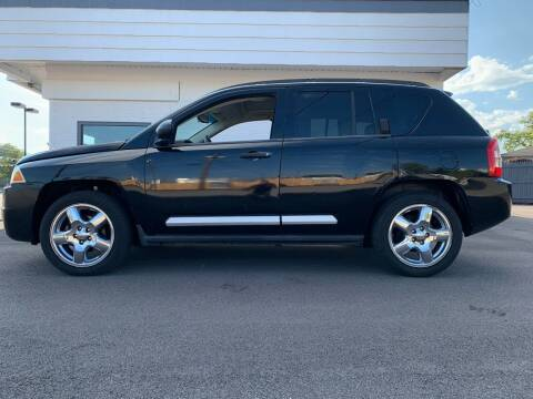 2007 Jeep Compass for sale at Tomasello Truck & Auto Sales, Service in Buffalo NY