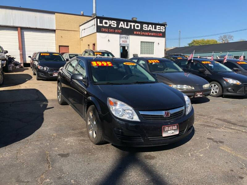 2009 Saturn Aura XE 4dr Sedan - Cincinnati OH