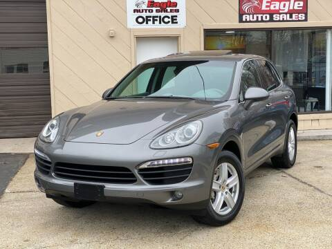 2012 Porsche Cayenne for sale at Eagle Auto Sales LLC in Holbrook MA