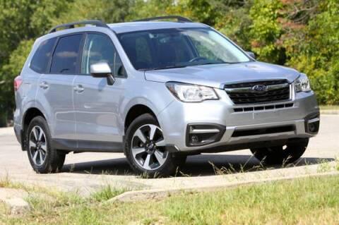 2017 Subaru Forester for sale at MGM Motors LLC in De Soto KS