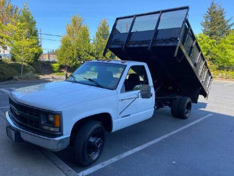 1996 Chevrolet C/K 3500 Series for sale at Washington Auto Loan House in Seattle WA
