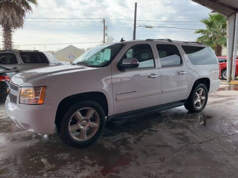 2008 Chevrolet Suburban for sale at M & M Motors in Angleton TX