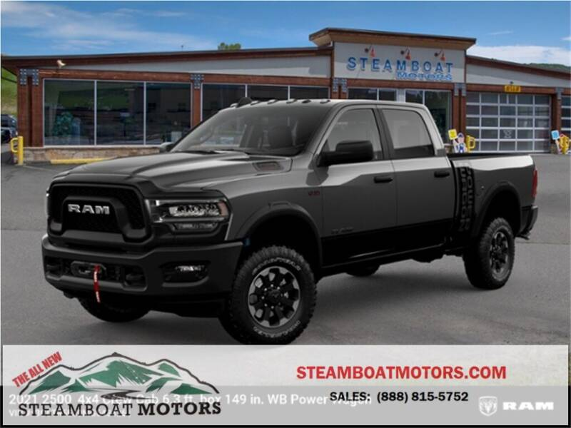 2021 RAM Ram Pickup 2500 for sale in Steamboat Springs, CO