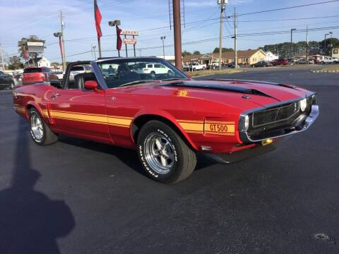 1970 Ford Mustang for sale at Classic Connections in Greenville NC