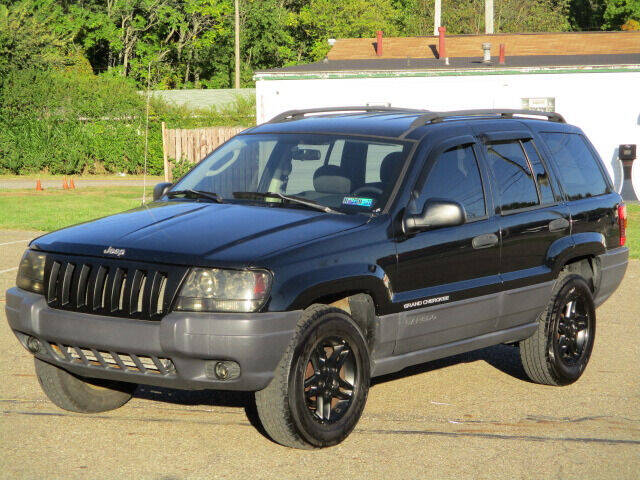 2003 Jeep Grand Cherokee for sale at Taylors Auto Sales in Canton OH