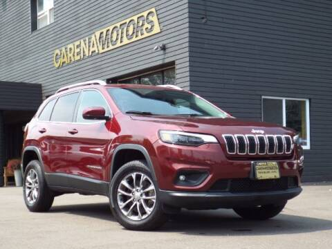 2019 Jeep Cherokee for sale at Carena Motors in Twinsburg OH