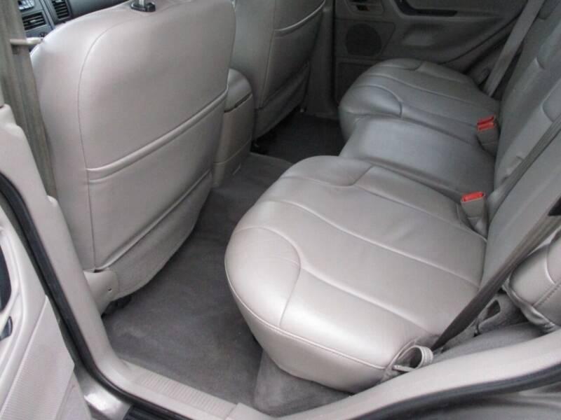 1999 Jeep Grand Cherokee 4dr Laredo 4WD SUV - Crystal Lake IL