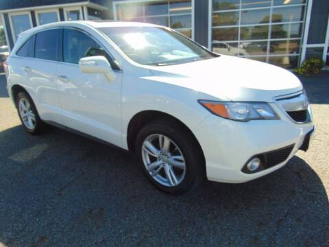 2013 Acura RDX for sale at Akron Auto Sales in Akron OH