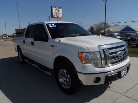2011 Ford F-150 for sale at America Auto Inc in South Sioux City NE