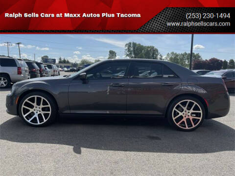 2016 Chrysler 300 for sale at Ralph Sells Cars at Maxx Autos Plus Tacoma in Tacoma WA