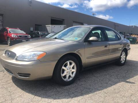 2007 Ford Taurus for sale at Used Cars 4 You in Carmel NY