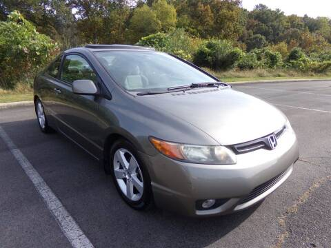2006 Honda Civic for sale at J & D Auto Sales in Dalton GA