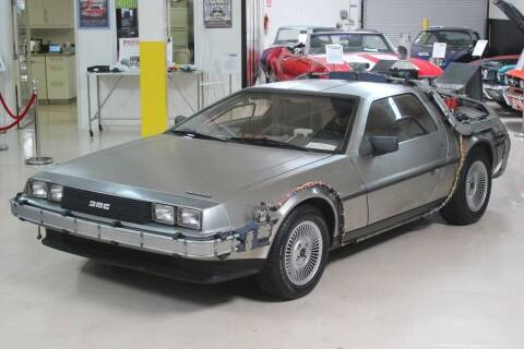 1981 DeLorean DMC-12 for sale at Precious Metals in San Diego CA