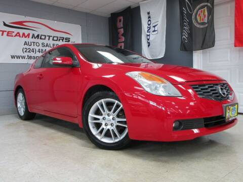 2008 Nissan Altima for sale at TEAM MOTORS LLC in East Dundee IL
