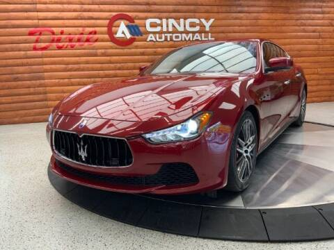 2015 Maserati Ghibli for sale at Dixie Motors in Fairfield OH