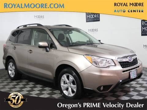 2014 Subaru Forester for sale at Royal Moore Custom Finance in Hillsboro OR