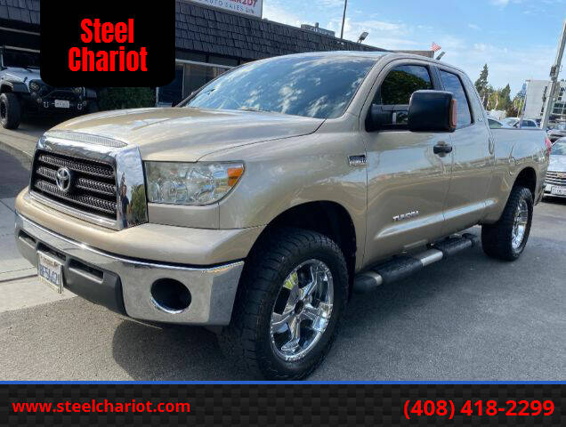 2007 Toyota Tundra for sale at Steel Chariot in San Jose CA
