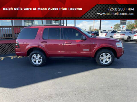 2008 Ford Explorer for sale at Ralph Sells Cars at Maxx Autos Plus Tacoma in Tacoma WA