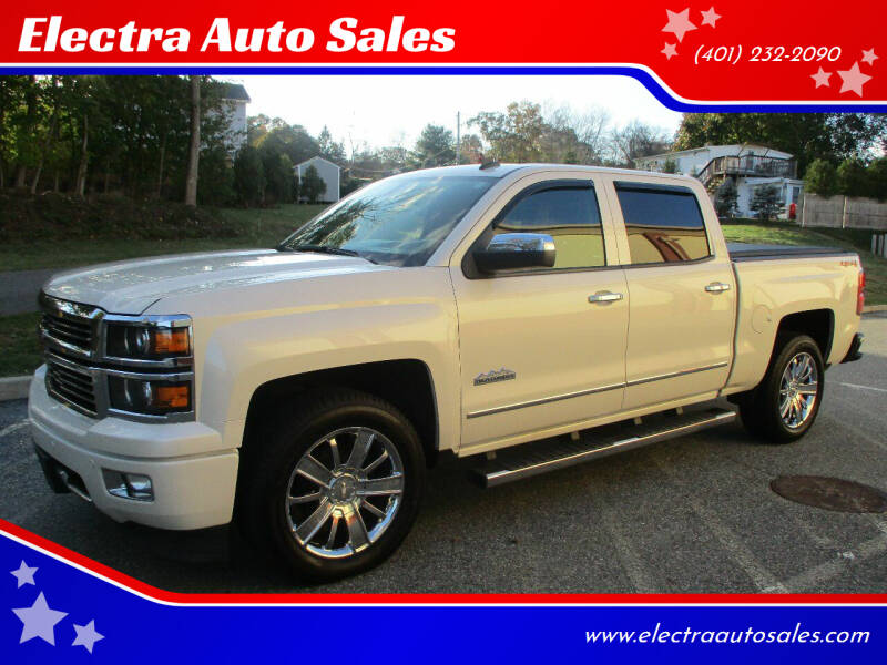 2014 Chevrolet Silverado 1500 for sale at Electra Auto Sales in Johnston RI