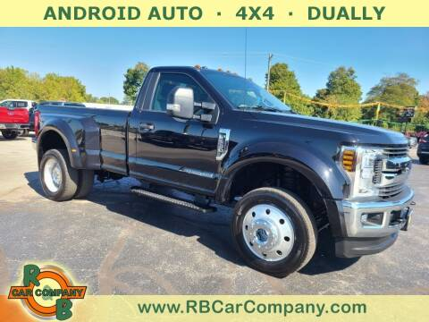 2019 Ford F-450 Super Duty for sale at R & B CAR CO - R&B CAR COMPANY in Columbia City IN