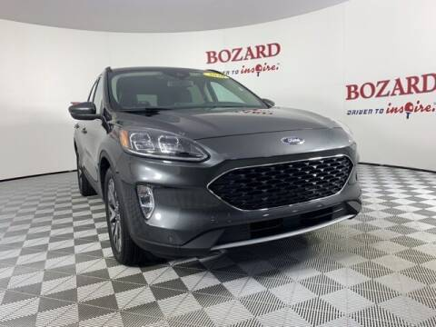 2020 Ford Escape Hybrid for sale at BOZARD FORD in Saint Augustine FL