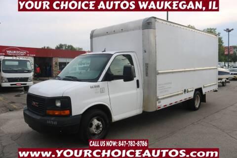 2015 GMC Savana Cutaway for sale at Your Choice Autos - Waukegan in Waukegan IL