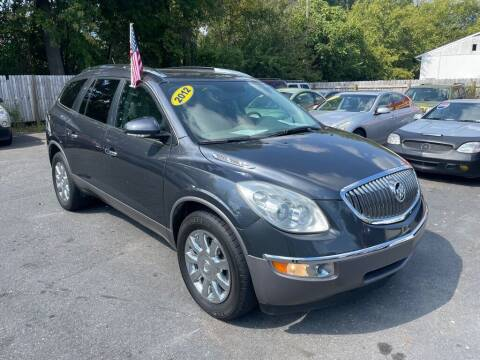 2012 Buick Enclave for sale at Auto Revolution in Charlotte NC