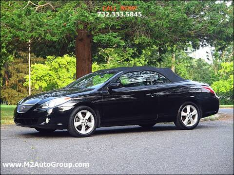2006 Toyota Camry Solara for sale at M2 Auto Group Llc. EAST BRUNSWICK in East Brunswick NJ