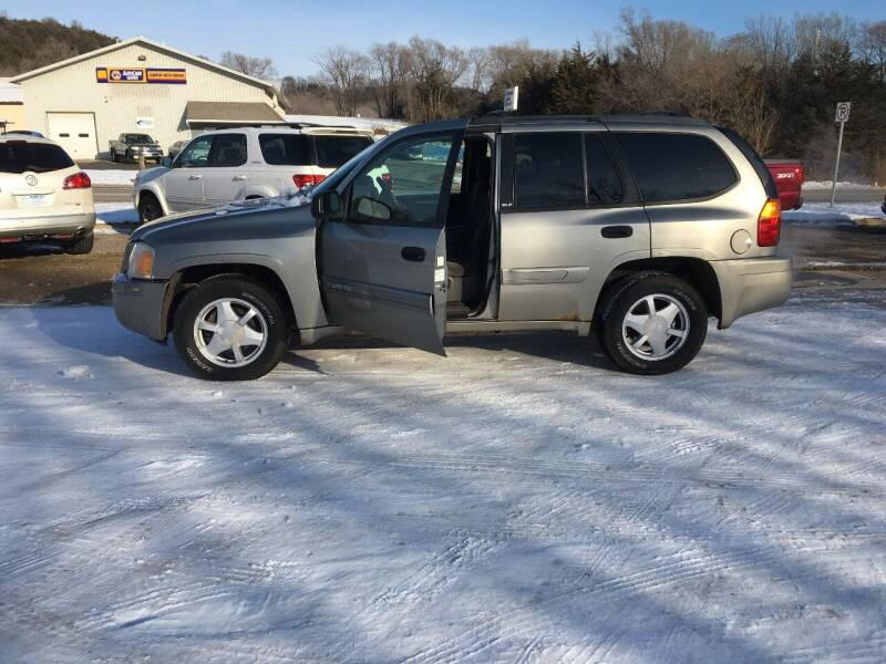 2002 GMC Envoy for sale at Reliable Auto in Cannon Falls MN