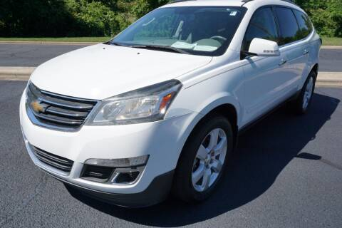 2016 Chevrolet Traverse for sale at Modern Motors - Thomasville INC in Thomasville NC