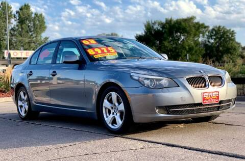 2008 BMW 5 Series for sale at SOLOMA AUTO SALES in Grand Island NE