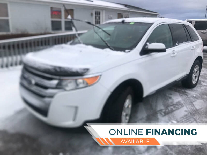 2014 Ford Edge for sale at Strait-A-Way Auto Sales LLC in Gaylord MI