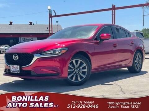 2019 Mazda MAZDA6 for sale at Bonillas Auto Sales in Austin TX