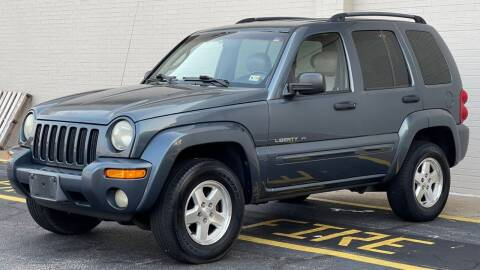 2002 Jeep Liberty for sale at Carland Auto Sales INC. in Portsmouth VA