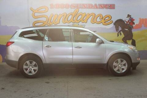 2011 Chevrolet Traverse for sale at Sundance Chevrolet in Grand Ledge MI