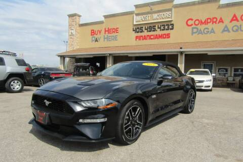 2018 Ford Mustang for sale at Import Motors in Bethany OK