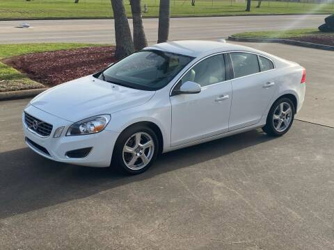 2012 Volvo S60 for sale at M A Affordable Motors in Baytown TX