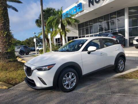 2017 Mazda CX-3 for sale at Mazda of North Miami in Miami FL
