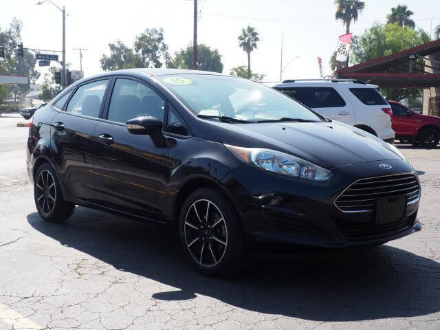 2015 Ford Fiesta for sale at Corona Auto Wholesale in Corona CA