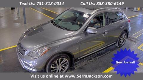2017 Infiniti QX50 for sale at Serra Of Jackson in Jackson TN