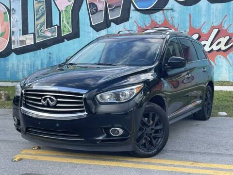 2014 Infiniti QX60 for sale at Palermo Motors in Hollywood FL
