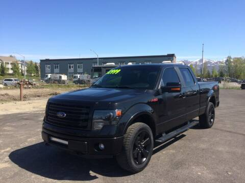 2014 Ford F-150 for sale at Delta Car Connection LLC in Anchorage AK
