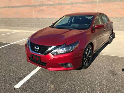 2016 Nissan Altima for sale at KI Auto Body and Sales in Lino Lakes MN