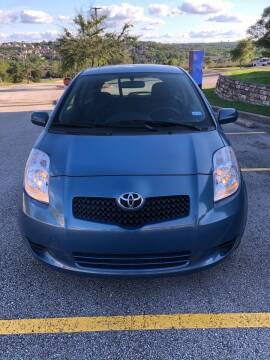 2008 Toyota Yaris for sale at Discount Auto in Austin TX
