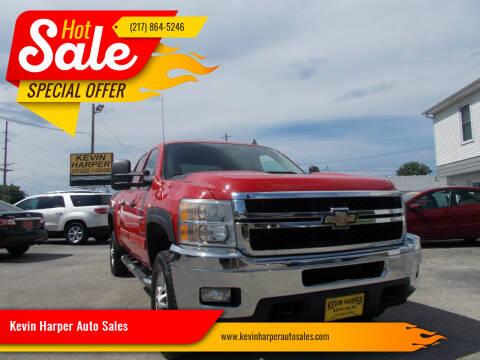2011 Chevrolet Silverado 2500HD for sale at Kevin Harper Auto Sales in Mount Zion IL