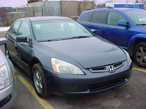 2005 Honda Accord for sale at VOA Auto Sales in Pontiac MI